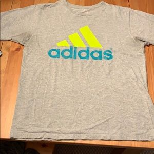 Adidas short sleeve shirt for men